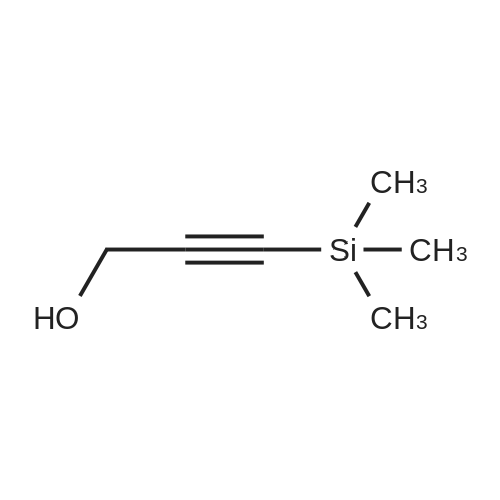 3-(Trimethylsilyl)propargyl alcohol