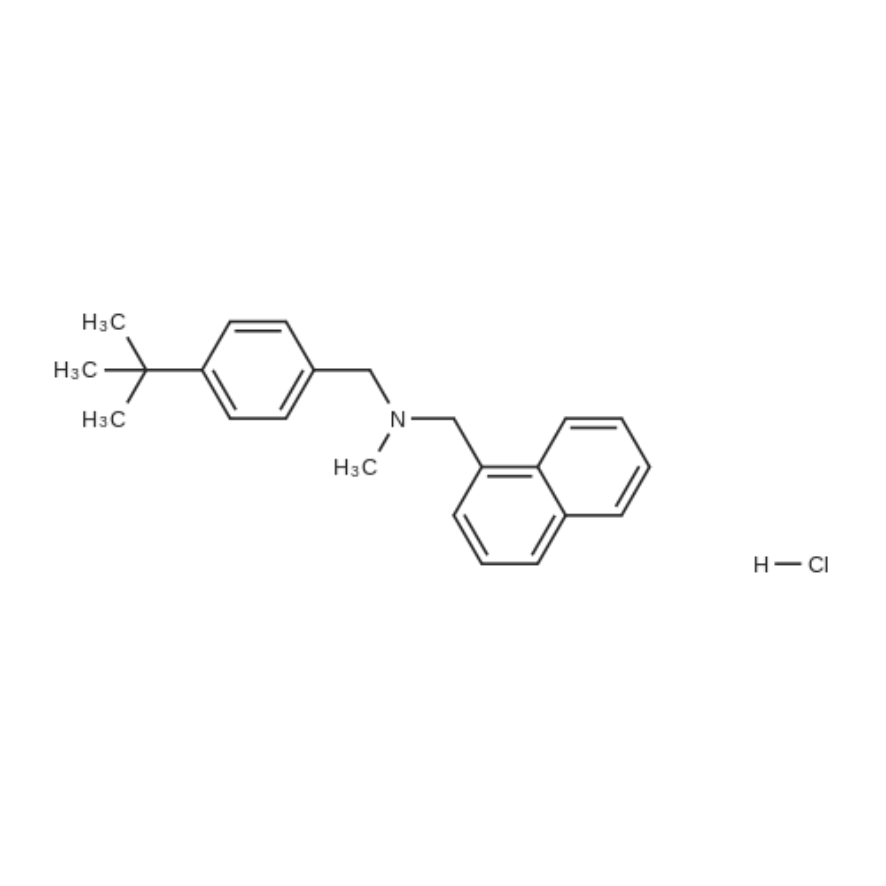 Butenafine hydrochloride