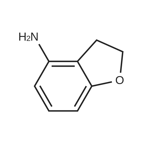 2,3-Dihydrobenzofuran-4-amine