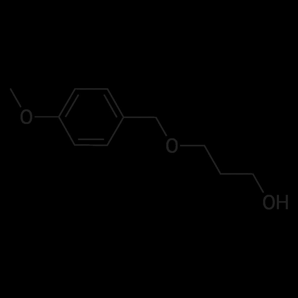 3-((4-Methoxybenzyl)oxy)propan-1-ol