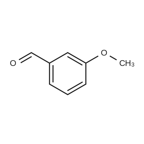 3-Methoxybenzaldehyde