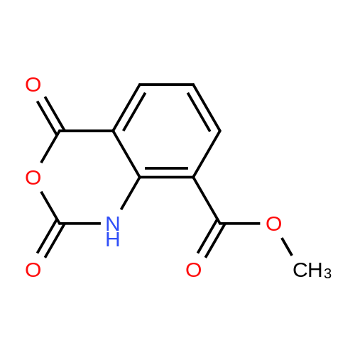 Methyl 2,4-dioxo-2,4-dihydro-1H-benzo[d][1,3]oxazine-8-carboxylate