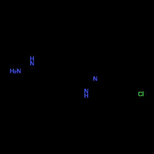 5-Hydrazinyl-1H-indazole hydrochloride