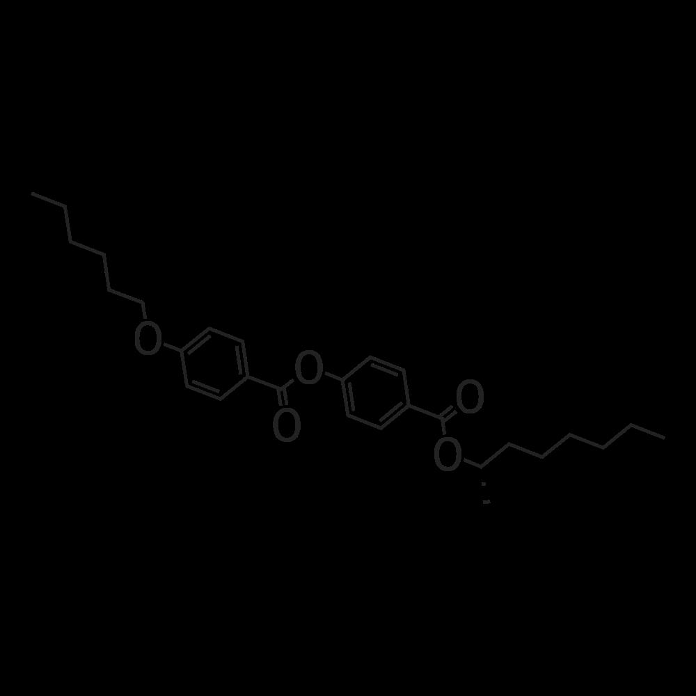 (S)-Octan-2-yl 4-((4-(hexyloxy)benzoyl)oxy)benzoate