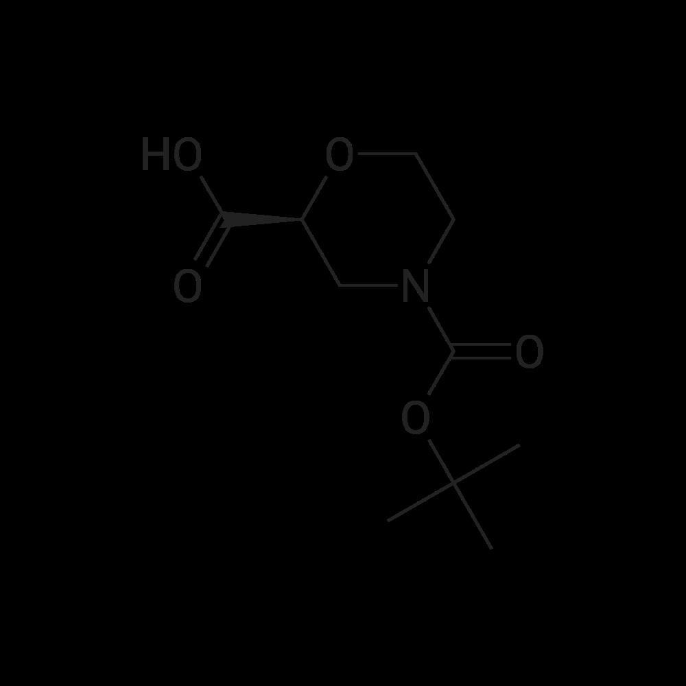 (S)-4-Boc-Morpholine-2-carboxylic acid