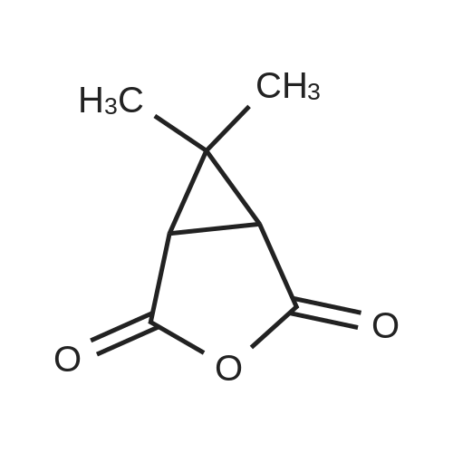6,6-Dimethyl-3-oxabicyclo[3.1.0]hexane-2,4-dione