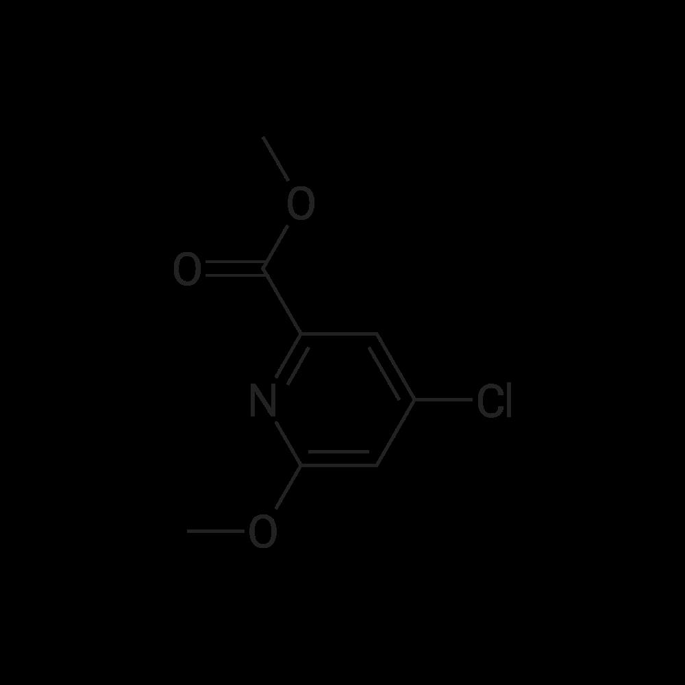 Methyl 4-chloro-6-methoxypicolinate