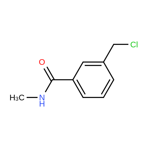 3-(Chloromethyl)-N-methylbenzamide