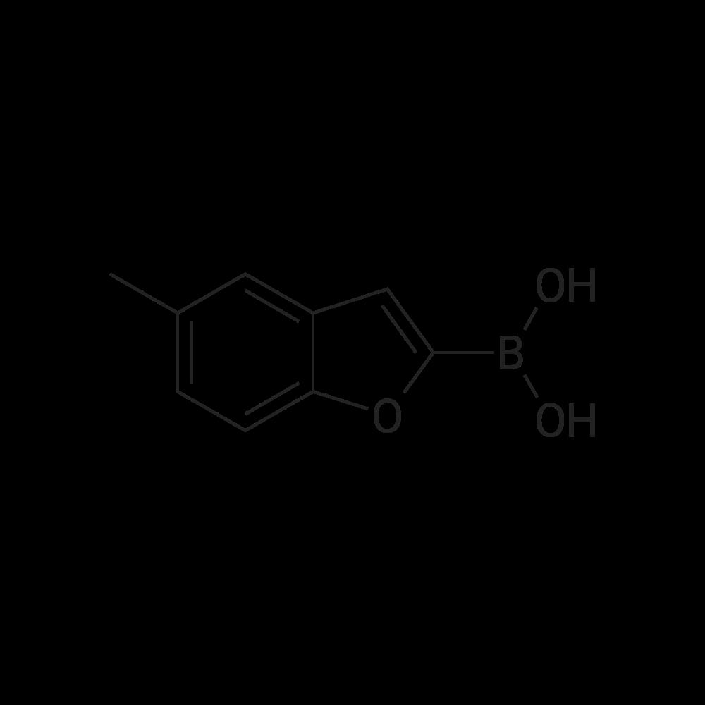 (5-Methylbenzofuran-2-yl)boronic acid