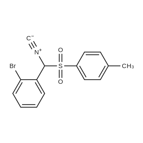 a-Tosyl-(2-bromobenzyl) isocyanide