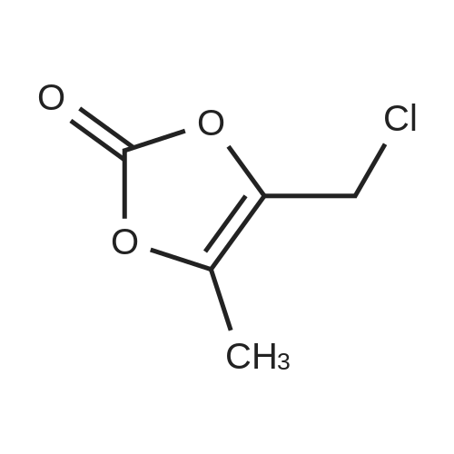 4-(Chloromethyl)-5-methyl-1,3-dioxol-2-one