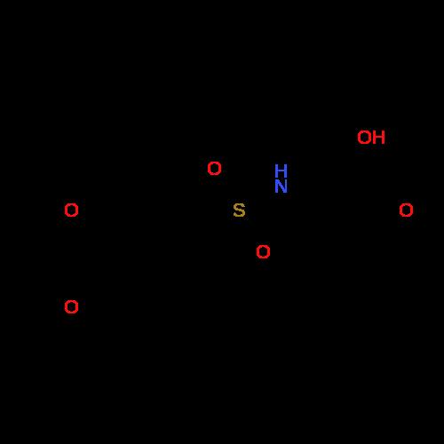 2-(2,3-Dihydrobenzo[b][1,4]dioxine-6-sulfonamido)butanoic acid