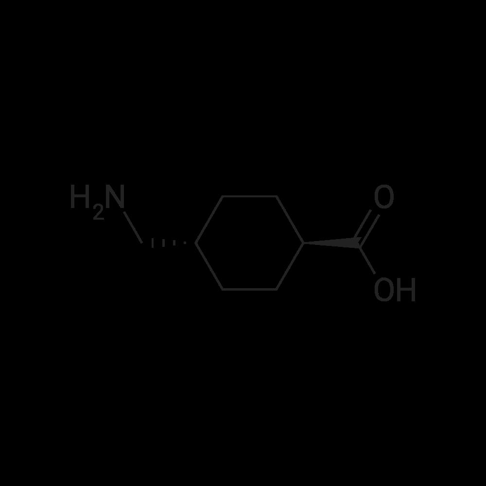 trans-4-(aminomethyl)cyclohexane-1-carboxylic acid