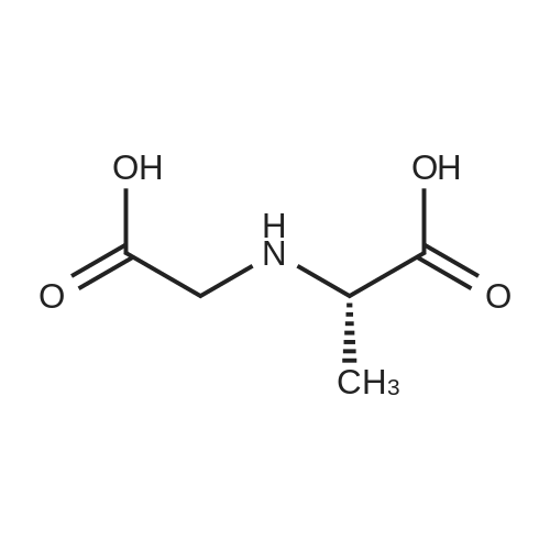(S)-2-((Carboxymethyl)amino)propanoic acid