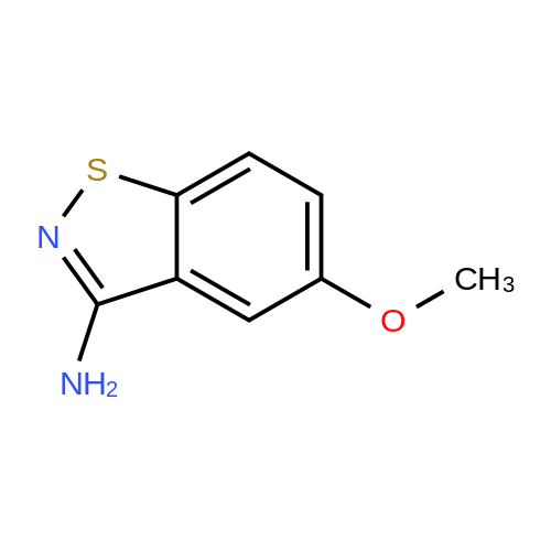 5-Methoxybenzo[d]isothiazol-3-amine
