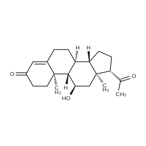 11alpha-Hydroxyprogesterone