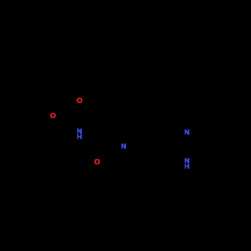 (S)-tert-Butyl (1-(4-(1H-benzo[d]imidazol-2-yl)piperidin-1-yl)-3-methyl-1-oxobutan-2-yl)carbamate