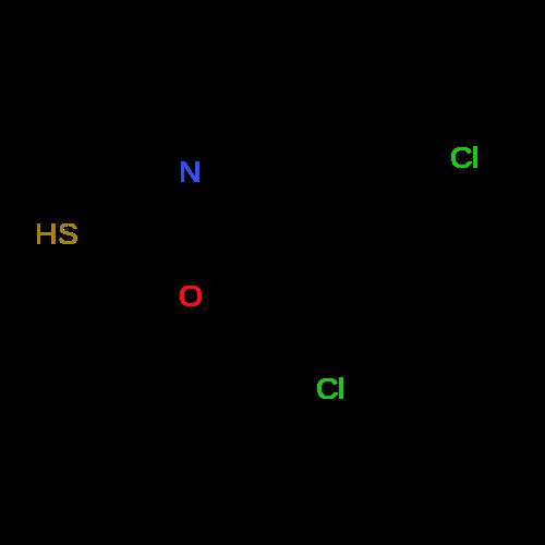 5,7-Dichloro-6-methylbenzo[d]oxazole-2-thiol