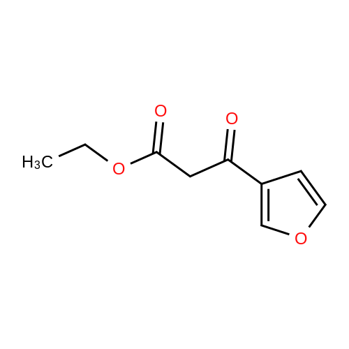 Ethyl 3-(furan-3-yl)-3-oxopropanoate
