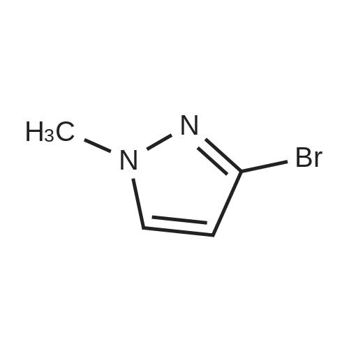 3-Bromo-1-methyl-1H-pyrazole