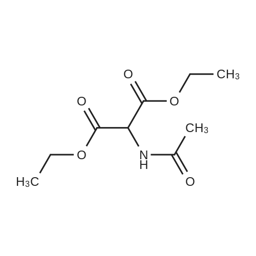 Diethyl 2-acetamidomalonate