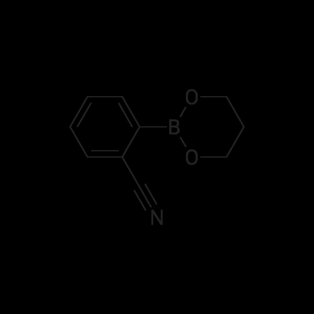 2-(1,3,2-Dioxaborinan-2-yl)benzonitrile