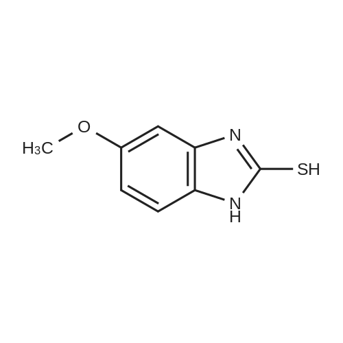 5-Methoxy-1H-benzo[d]imidazole-2-thiol