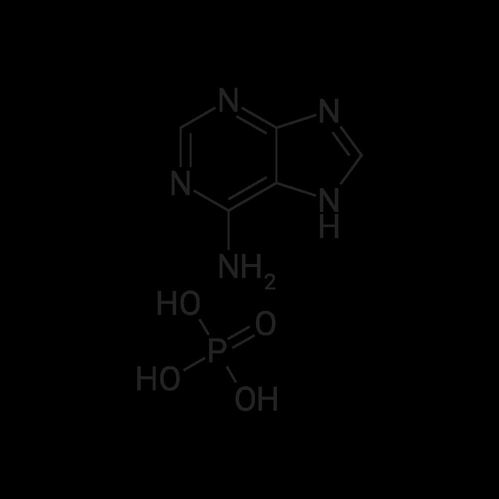 7H-Purin-6-amine phosphate(1:x)