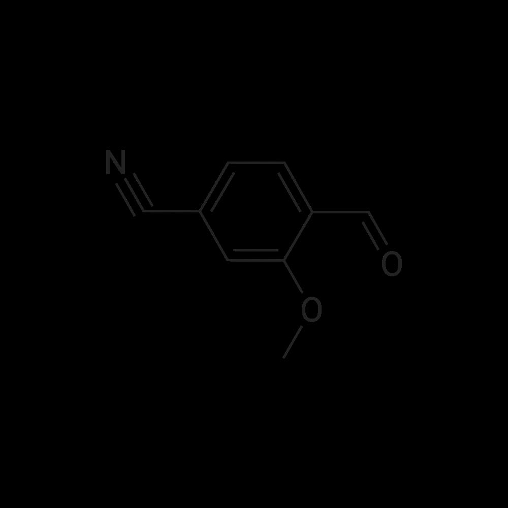 4-Formyl-3-methoxybenzonitrile