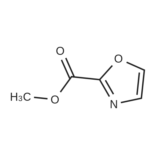 Methyl oxazole-2-carboxylate