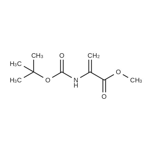 Methyl 2-tert-Butyloxycarbonylaminoacrylate