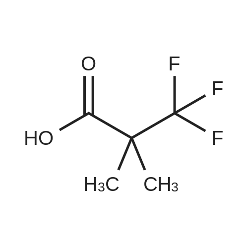 3,3,3-Trifluoro-2,2-dimethylpropanoic acid