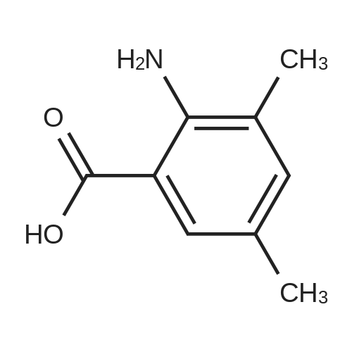 2-Amino-3,5-dimethylbenzoic acid