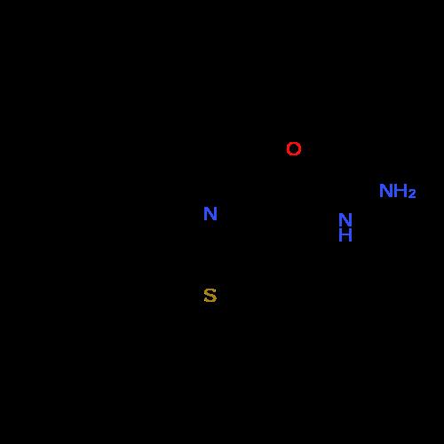 2-Phenylthiazole-4-carbohydrazide