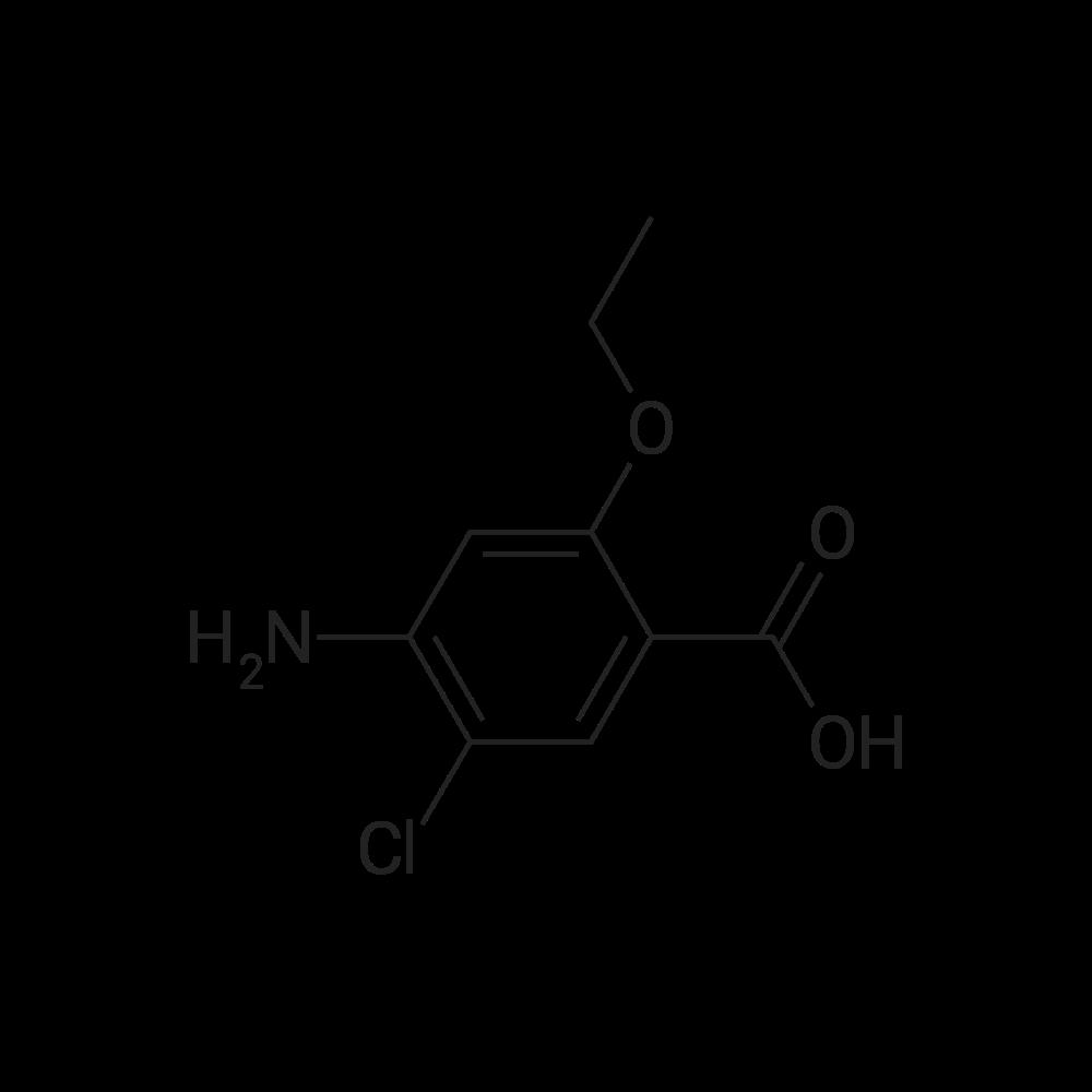 4-Amino-5-chloro-2-ethoxybenzoic acid