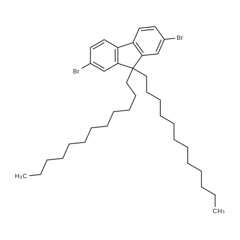 2,7-Dibromo-9,9-didodecyl-9H-fluorene