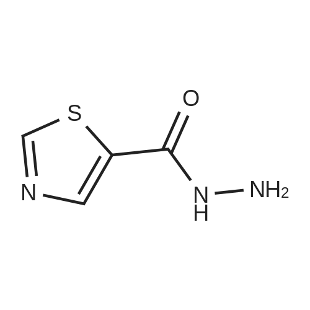 Thiazole-5-carbohydrazide