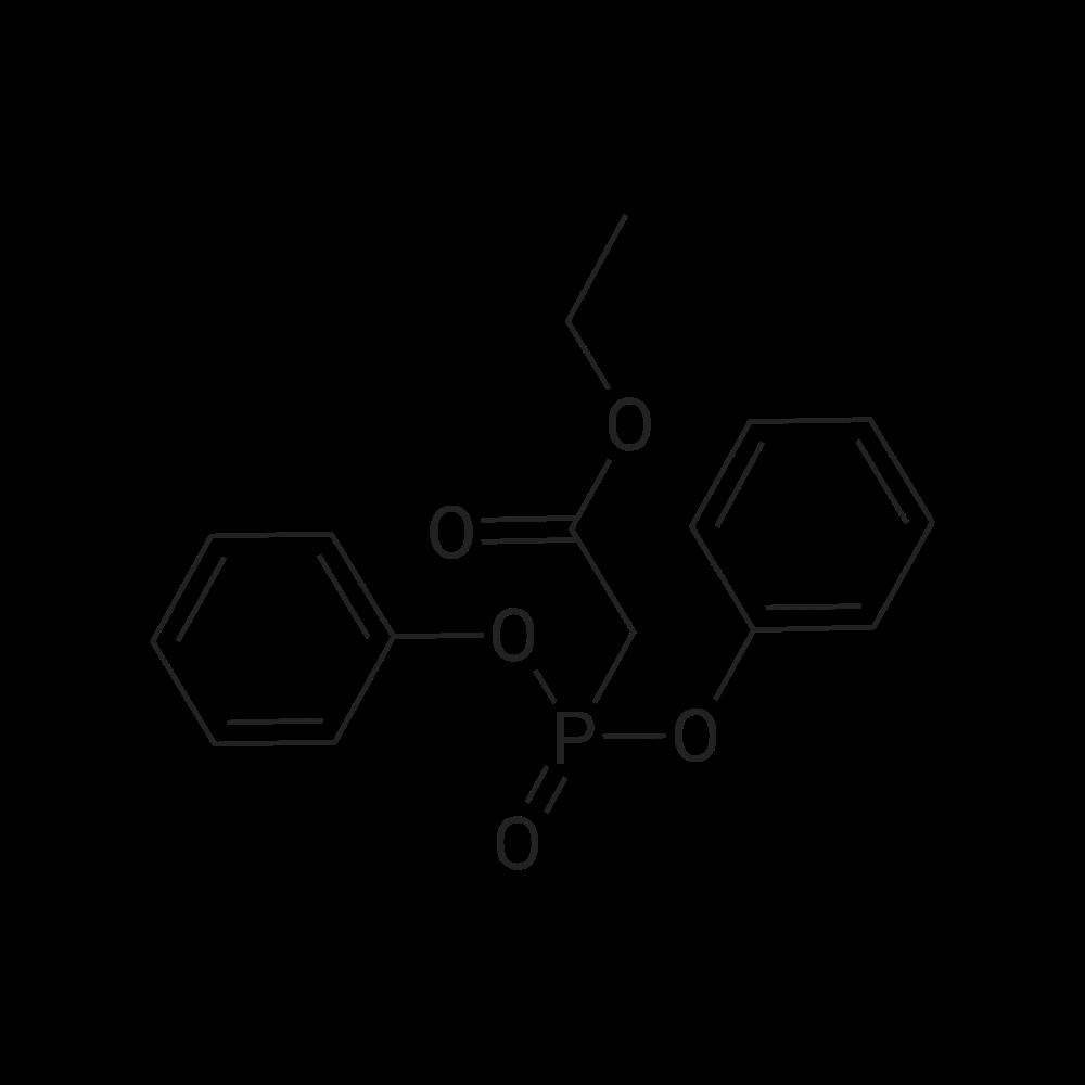 Ethyl 2-(diphenoxyphosphoryl)acetate