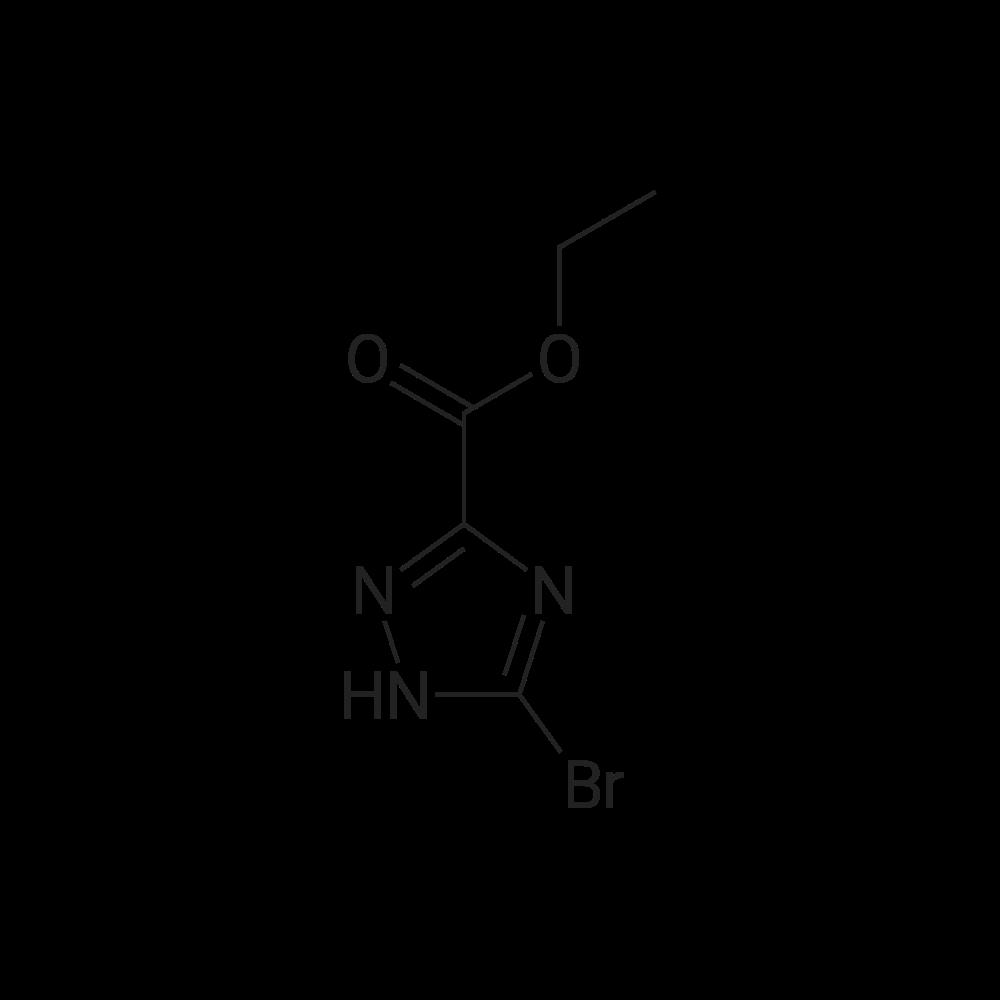 Ethyl 5-bromo-1H-1,2,4-triazole-3-carboxylate