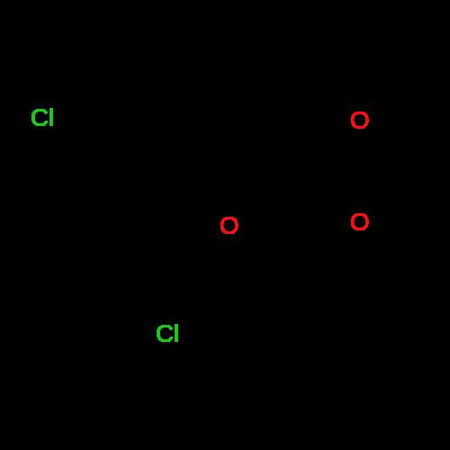 2-((2,5-Dichlorophenoxy)methyl)-1,3-dioxolane