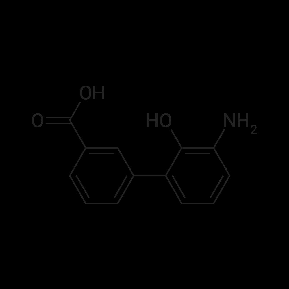 3'-Amino-2'-hydroxy-[1,1'-biphenyl]-3-carboxylic acid