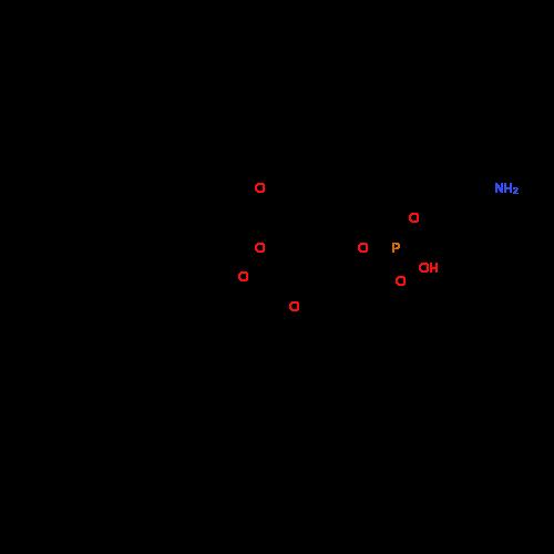 (2R)-3-(((2-Aminoethoxy)(hydroxy)phosphoryl)oxy)propane-1,2-diyl dioctanoate