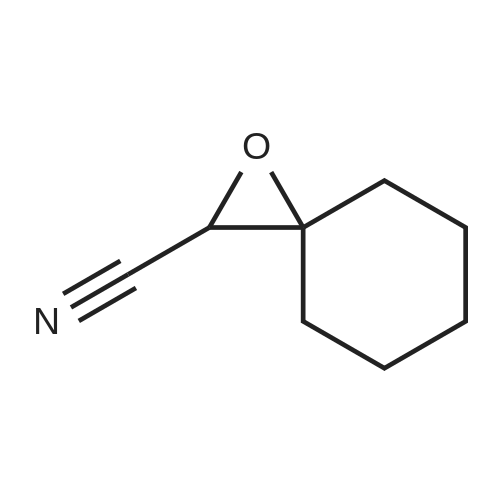 1-Oxaspiro[2.5]octane-2-carbonitrile