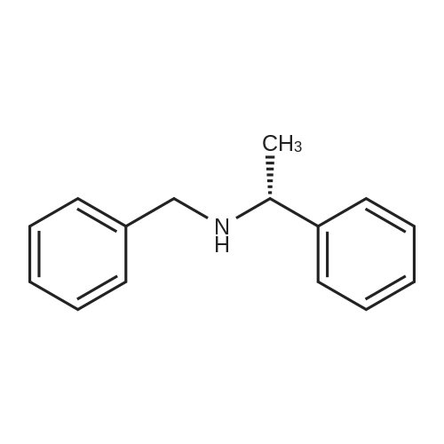 (R)-N-Benzyl-1-phenylethanamine