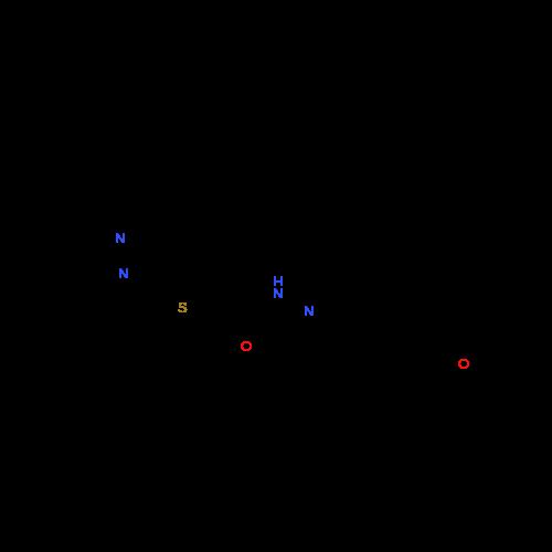 N'-(4-Methoxybenzylidene)-3-methyl-1-phenyl-1H-thieno[2,3-c]pyrazole-5-carbohydrazide