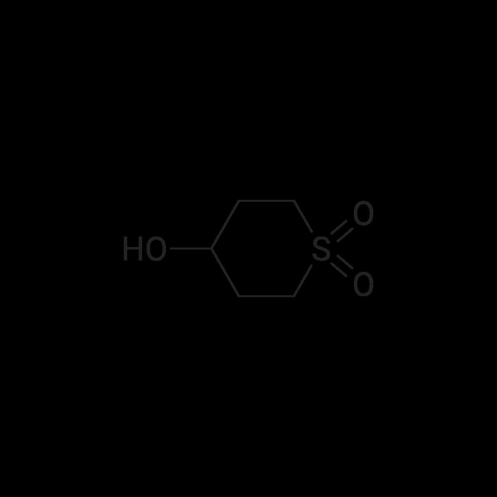 4-Hydroxytetrahydro-2H-thiopyran 1,1-dioxide