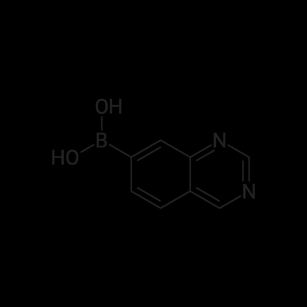 Quinazolin-7-ylboronic acid