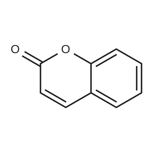 Chemical Structure| 91-64-5