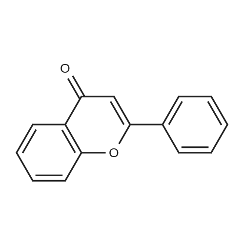 Chemical Structure  525-82-6