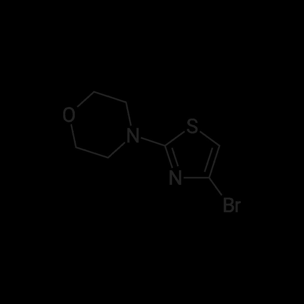 4-(4-Bromothiazol-2-yl)morpholine